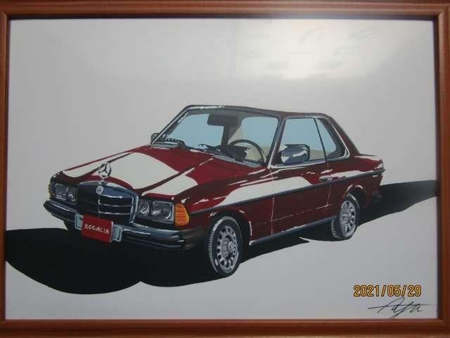 Bプラン画像:ご成約車のイラストをお付けします。可能な限りご要望にお応えします。詳しくはお問い合わせください。