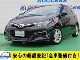 トヨタ オーリス 1.5 150X Sパッケージ 禁煙車MナビFセグHIDETCDVDモデリス