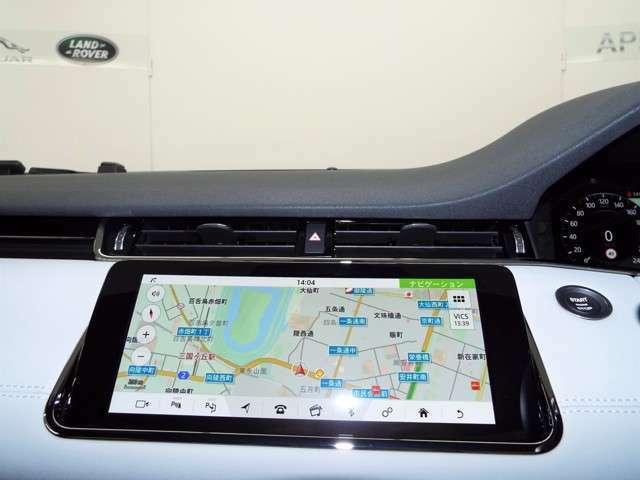 「Touch Pro」フルセグTV内蔵純正SSDナビ。スマホ感覚で楽々操作できます。