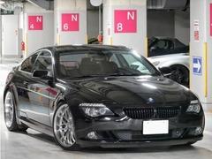 BMW 6シリーズ の中古車 650i 神奈川県横浜市戸塚区 138.0万円