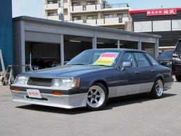 日産 レパード 2000 ZGX 純正5MT・OER45φ・タコ足・車高調