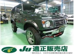 スズキ ジムニー 660 ランドベンチャー 4WD 最終後期型 走行8.2万K
