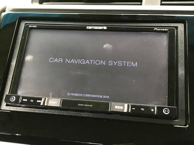 社外SDナビ!!利用時のマップ表示は見やすく、いつものドライブがグッと楽しくなります♪