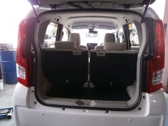 トランクも広いです♪カーセンサー無料電話はこちら:0078-6002-335284
