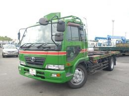 UDトラックス コンドル コンテナ専用車  増トン 9.5t ワイド JRコンテナ ゴトコン ベッド付き