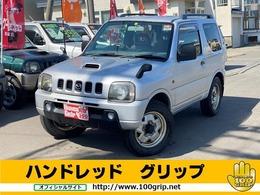 マツダ AZ-オフロード 660 XC 4WD AT車ETCオーディオルーフレールフォグ