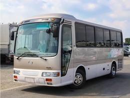 日野自動車 リエッセ 28人乗り 観光バス スーパーツーリング スイング式自動扉 トランク一室 荷物棚付き