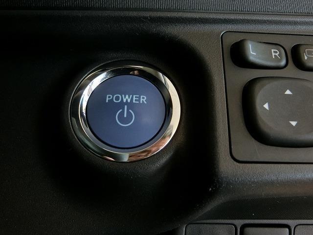 一度使ったら手放せなくなるスマートエントリーキーシステムです。カバンやポケットに入れたままでもドアロック、解除、エンジン始動も楽ちんです。重い荷物を持っていても、一々鍵を出す手間もなくなりますよ。