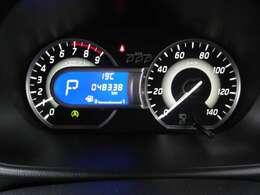 ファインビジョンメーター(エコドライブインジケーター付き)で低燃費走行を一目で確認できます☆☆高速走行時は、ターボエンジンで力強く元気な走りをサポートします! 走行距離 48338km