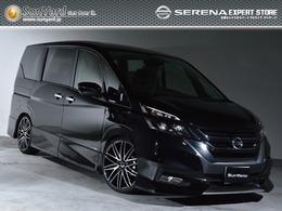 日産 セレナ 2.0 ハイウェイスター Vセレクション 車高調rays19AW