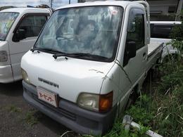 スバル サンバートラック 660 TC 三方開 エアコン パワステ