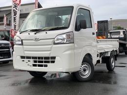 ダイハツ ハイゼットトラック 660 スタンダード 3方開 4WD ETC ドラレコ ナンバーフレーム付き