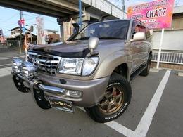 トヨタ ランドクルーザー100 4.2 VXリミテッド ディーゼルターボ 4WD 1ナンバー登録 4WD 外AW