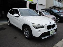 BMW X1 sドライブ 18i 純正ナビ/車検3年10月/プッシュスタート
