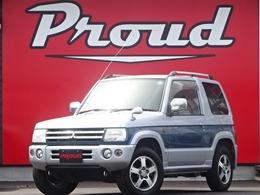 三菱 パジェロミニ 660 リミテッド エディション XR /車検2年含/ETC/キーレス/純正AW/