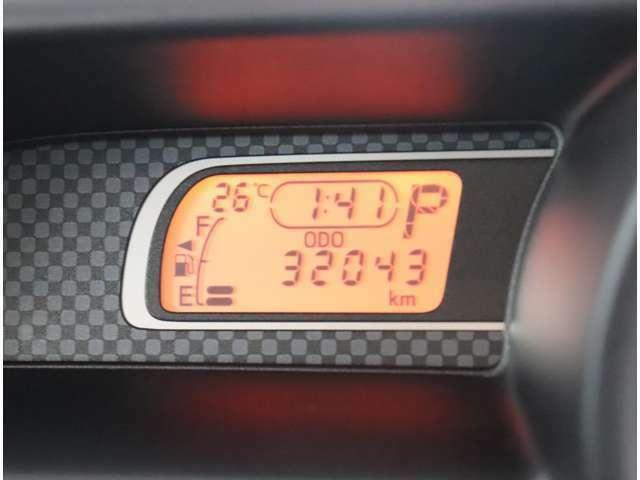 走行32043km