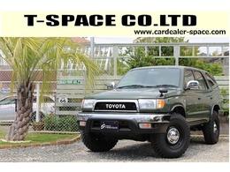 トヨタ ハイラックスサーフ 2.7 SSR-X Vセレクション 4WD 1オーナー車 US4RUNNER仕様 ナローボディ