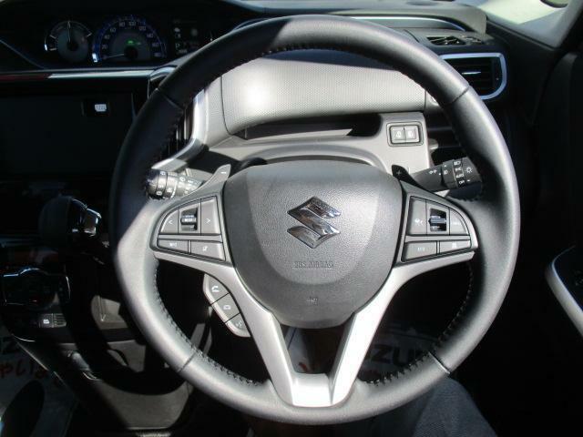 クルーズコントロール付です♪高速道路など長時間アクセルを踏みっぱなしの状況で車速を一定に保ち、長距離運転時の疲労軽減に貢献してくれます♪