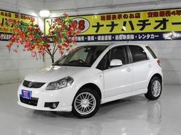 スズキ SX4 1.5G 4WD 事故歴無 下回り防錆済