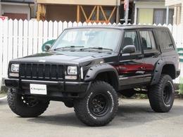 ジープ チェロキー スポーツ 4WD 1ナンバーリフトアップカスタムナビTV