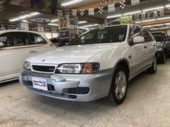日産 ルキノS-RV の中古車 1.6 VZ-R 北海道札幌市北区 120.0万円