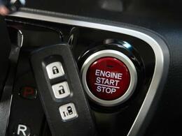 ◆【スマートキー&スタートシステム】携帯したスマートキーを取り出すことなく、ドアの施錠・解錠が可能で、ワンプッシュでエンジンがスタート!!