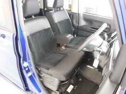 展示車両は全車、ルームクリーニング済みで展示しております。高温スチームによる洗浄で、清潔感も高いです。