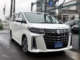 トヨタ アルファード 2.5 S Cパッケージ 2MR 3眼LEDヘッドライト TSS 新車