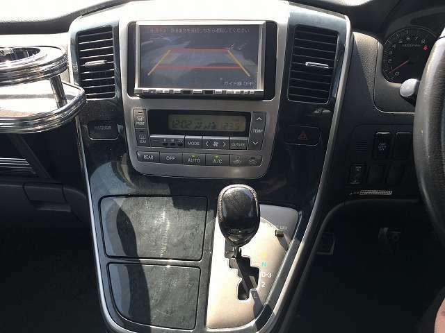 バックカメラ・イクリプスHDDナビ地デジTV・ETC・10.4型フリップダウンモニター・ETC・禁煙車