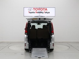 トヨタ ノア 2.0 X ウェルキャブ スロープタイプII サードシート付 福祉車両 左側電動ドア 11型後席TV ナビ