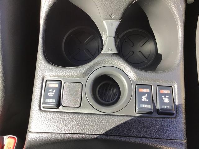 【シートヒーター】シートに装備される暖房装置です。寒い冬にシートがポカポカして気持ち良いですよ♪