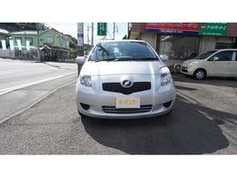 トヨタ ヴィッツ 1.0 F アドバンスドエディション ワンオーナー車/禁煙車/ETC付/純正ナビ