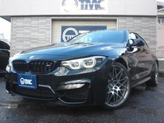BMW M4クーペ の中古車 コンペティション M DCT ドライブロジック 福岡県福岡市博多区 969.8万円