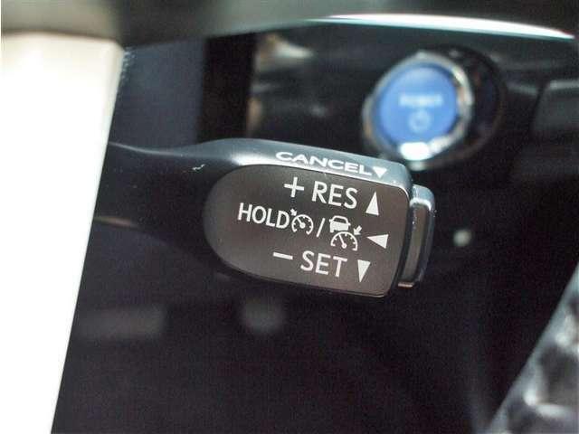 クルーズコントロールが付いておりますので、高速走行もラクラク快適です!