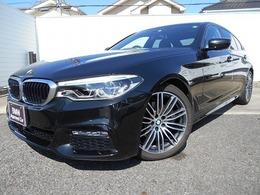 BMW 5シリーズ 523d Mスポーツ ディーゼルターボ 19AW地デジACCPDCETC1オナ禁煙認定車