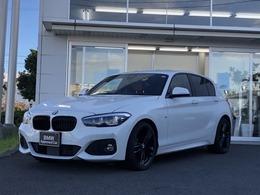 BMW 1シリーズ 118d Mスポーツ エディション シャドー コニャックレザー