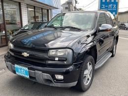 シボレー トレイルブレイザー LTZ サンルーフ装着車 4WD 左H サンル-フ 革シ-ト シ-トヒ-タ-