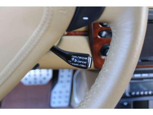 新車時メーカーオプションのオートクルーズコントロール付です。新車時メーカーオプション150万円相当付です。詳しくは弊社ホームページをご覧くださいませ。http://www.sunshine-m.co.jp
