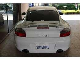 05年最終モデルポルシェ996ターボハイパフォーマンスエディション(ターボS)入庫です。新車時メーカーオプション150万円相当付です。詳しくは弊社ホームページをご覧くださいませ。http://www.sunshine-m.co.jp