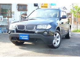 BMW X3 2.5si 4WD ETC 本革シート ワンオーナー