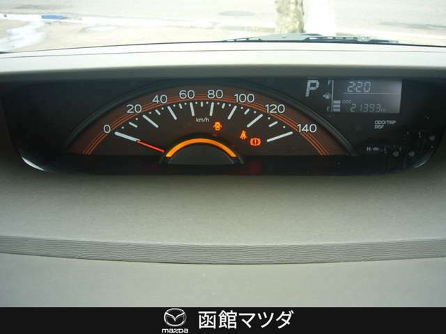 メーター☆走行距離21393キロメートル☆