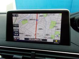 8インチタッチスクリーン エアコン操作メディア再生ハンズフリー通話ドライバーアシスタンスナビゲーション(オプション装着)などの情報表示と操作系機能を集約。