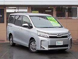 トヨタ ヴォクシー 2.0 X 4WD 両側電動スライド SDナビ バックカメラ