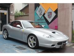 フェラーリ 575Mマラネロ の中古車 F1 広島県広島市西区 950.0万円