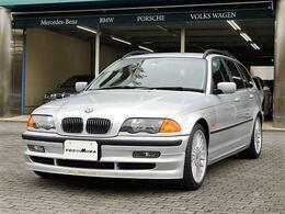 BMWアルピナ B3ツーリング 3.3ツーリング 右ハンドル
