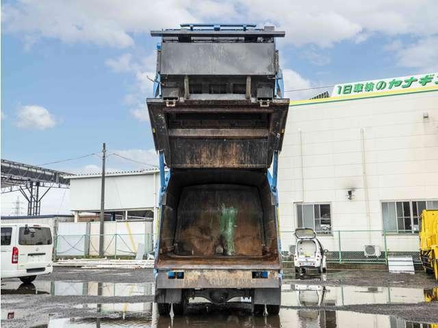 ◇連続スイッチ/ステンレス製汚水タンク/アルミホイール
