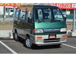 スバル サンバーディアスバン 660 クラシック 4WD パワーウインド パワードアロック