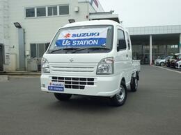スズキ キャリイ スーパーキャリイ L 5MT・4WD CD・ラジオ再生オーディオ付