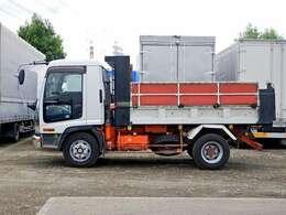 車両総重量7960kg 最大積載量3600kg