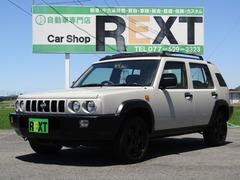 日産 ラシーン の中古車 2.0 フォルザ 4WD 滋賀県栗東市 82.0万円